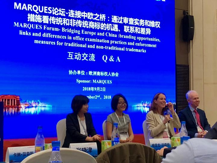 Labbrand Presents at 2018 China Trademark Festival on Alphabetic Naming for Globalization