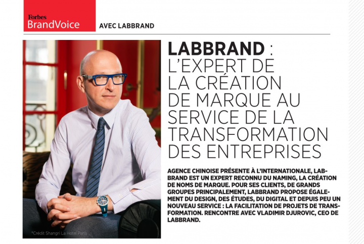Labbrand CEO Vladimir Djurovic Interviewed by Forbes on Business Transformation