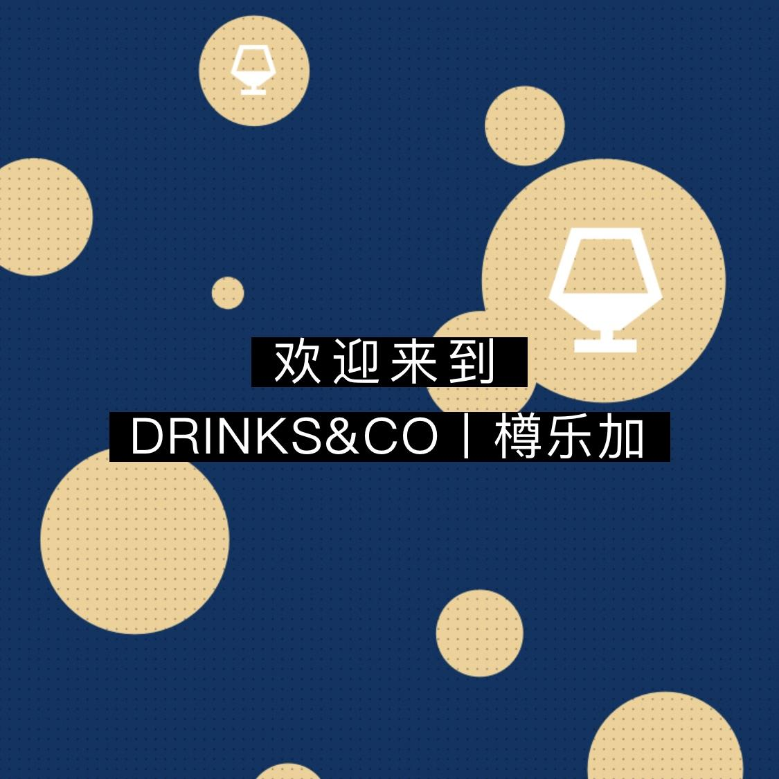 Pernod Ricard China Launches DRINKS&CO with its Chinese Name 樽乐加 [zūn lè jiā] Created by Labbrand