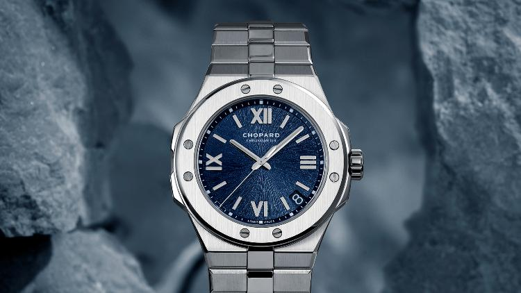 Chopard Launched the Chinese Name for Alpine Eagle Collection Created by Labbrand